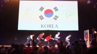 C4K 2013: Groundbreakaz (Korea)