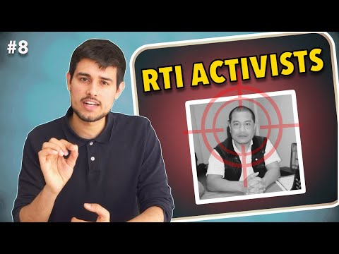 RTI Activists in India | Ep.8 The Dhruv Rathee Show (Demonetisation,  Unemployment Surveys)