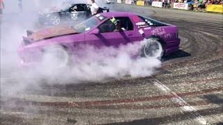 CarWars Panenský Týnec Gymkhana #KRSTDRFT drift lifestyle vlog #248