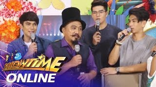 It's Showtime Online: Andres shares how his comedy-magic stunt started