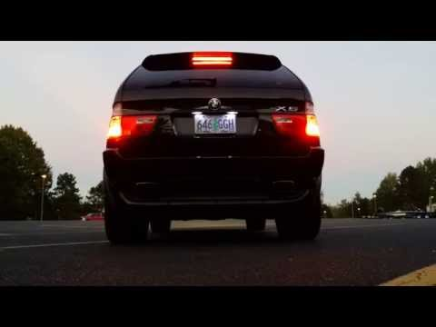 stock bmw x5 4.8is exhaust