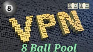 como usar vpn no 8 ball pool