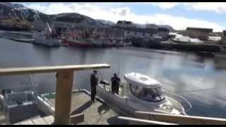 Рыбалка в Норвегии (Нордкап) 2-й день Овчинников Денис