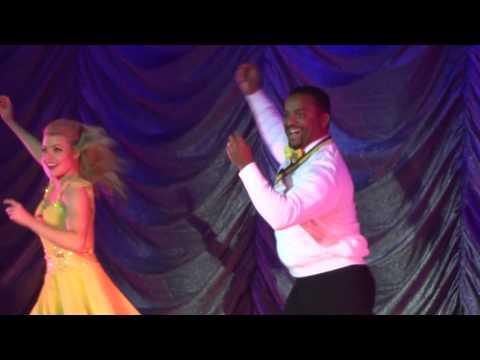 "DWTS Live - ""The Carlton,"" Alfonso Ribeiro, Whitney Carson"