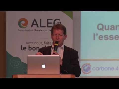 Conférence de Jean-Marc Jancovici, « Énergie et Climat : qu'est-ce qu'on fait Président ? »