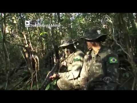 A LIGA: TREINAMENTO MILITAR - Exército (CIGS) & Marinha