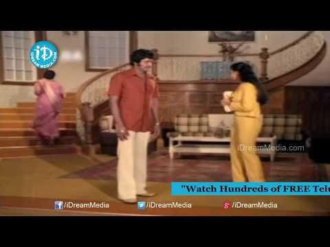 Prema Simhasanam Movie - KR Vijaya, Rati Agnihotri, Mohan Babu Emotional Scene thumbnail