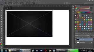 Como fazer capa para vídeo (Photoshop)