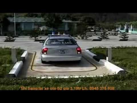 Thi bang lai xe b2 tai http://thibanglaixeoto.com gia 3,19 tr
