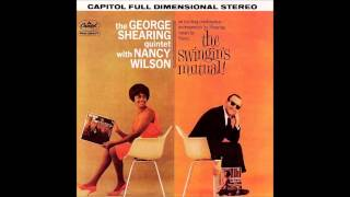 "Nancy Wilson(feat. George Shearing Quintet) - ""The Nearness of You"""