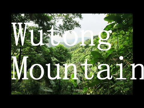 Hiking Wutong Mountain (梧桐山)  in Shenzhen, China