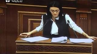 Նիկոլ Փաշինյանի հարցը Արփինե Հովհաննիսյանին