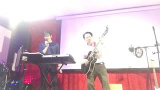 Ngõ Vắng Xôn Xao - Guitar cover HL / An Hạnh