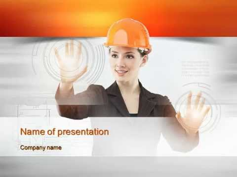 Lead Architect PowerPoint Template