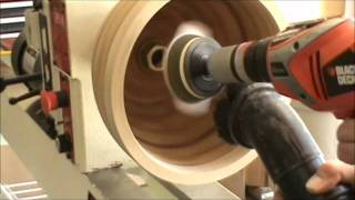Turning A Segmented Bowl Part 3   8-29-11.wmv