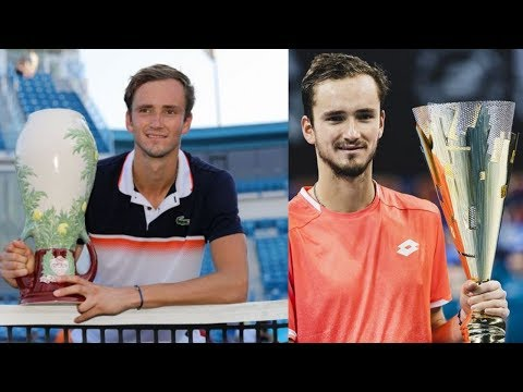 Is Daniil Medvedev the best player of 2019??
