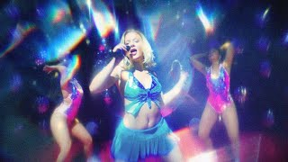 Zara Larsson - Look What You've Done (Official Performance Music Video)