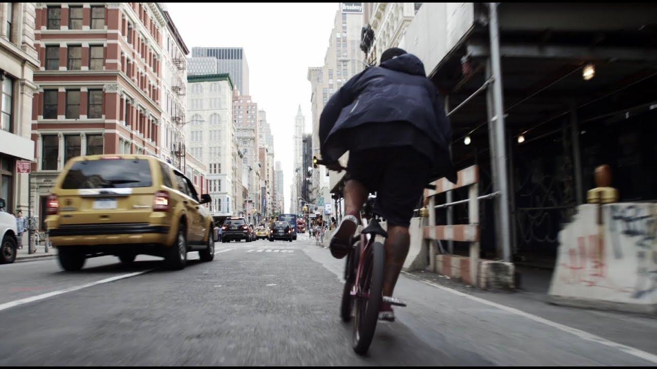 BMX Edwin DeLaRosa - Streets & Avenues PREMIERE