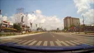 [ HD ] Road Trip: Benigno Aquino, Jr. Avenue (formerly Jaro West Diversion Road) in Iloilo City