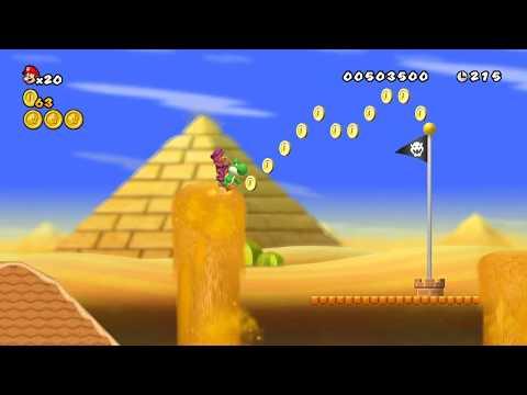 Metroid #4 New Super Mario Bros. wii HACK