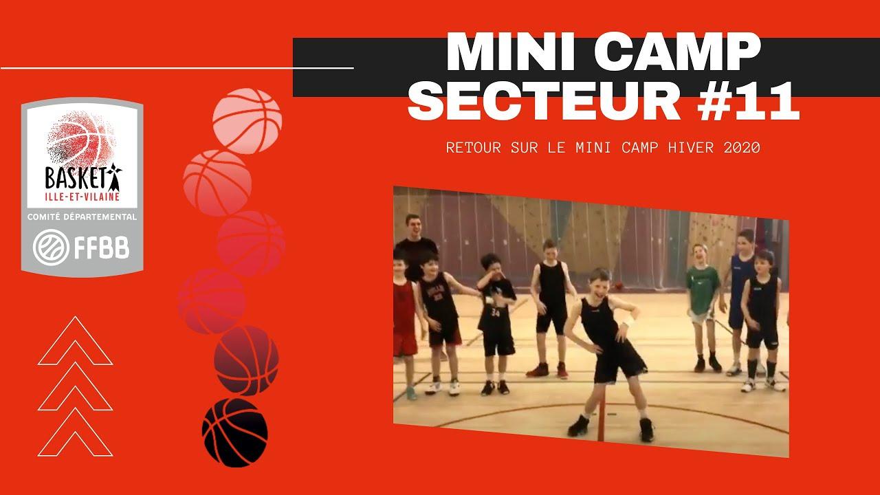 🏀 MINI CAMP #SECTUR11 #HIVER2020