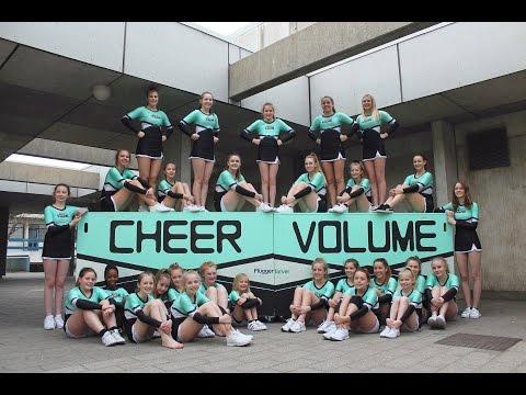 Cheer Volume Sampler - 15/16