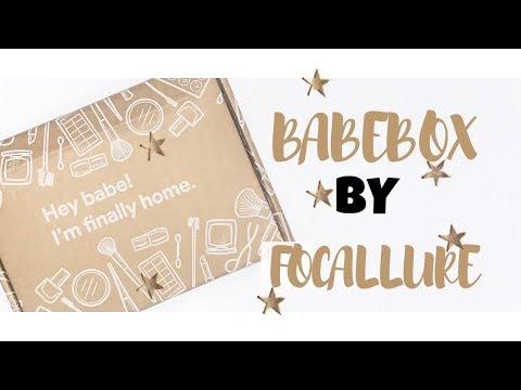 Hey Babe! #Babebox Unboxing