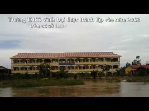 Giới thiệu Trường THCS Vĩnh Đại