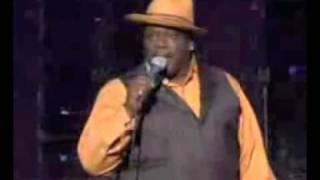 Cedric the Entertainer on Ron-Ron