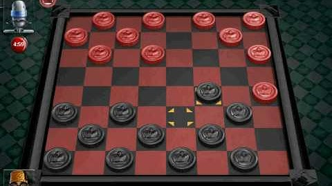 Checkers - Free Online games - Games.com