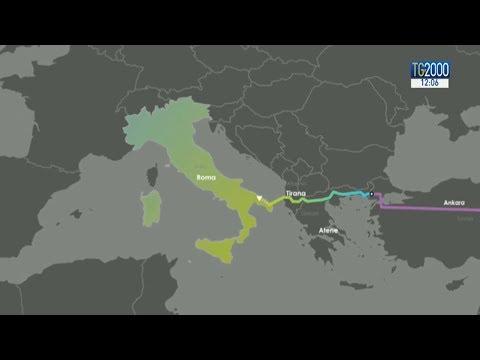Trans-Adriatic Pipeline: è la contestata Tap. Costi, utilità e proteste