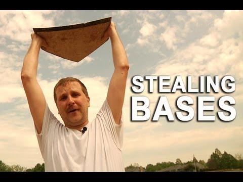 Baseball Wisdom - Stealing Bases With Kent Murphy