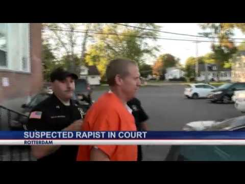 Suspect in court on Rotterdam break-in and rape charges