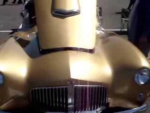 1953 GLASPAR G2 -- FIRST FIBERGLASS BODY EVER IN THE U.S.