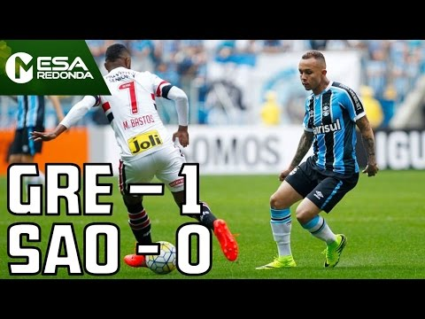 Grêmio 1 X 0 SPFC - Mesa Redonda (24/07/2016)
