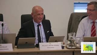 Livestream gemeente Veere Commissie Ruimtelijke Ontwikkeling 17-06-2019