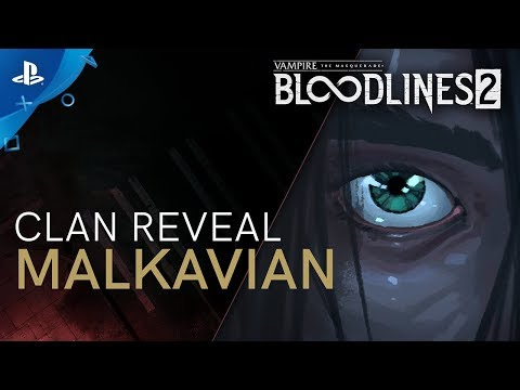Vampire: The Masquerade – Bloodlines 2: Clan Introduction: Malkavian | PS4