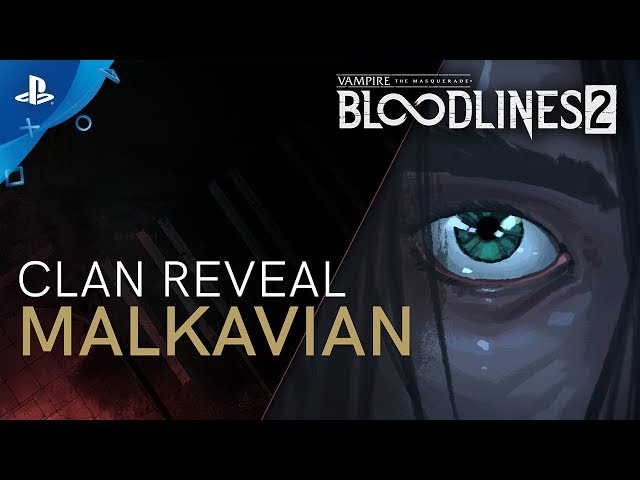 Vampire: The Masquerade - Bloodlines 2: Clan Introduction: Malkavian | PS4