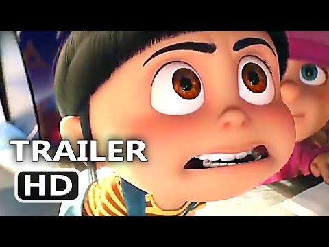 Thumbnail: DЕSPІCАBLЕ MЕ 3 New Crazy Kid Tv Spot + Trailer (2017) Minions Animation Movie HD