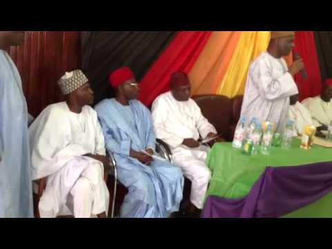 Dr Garba Shehu Provost School Of Aminu kano Legal Studies awajen Taron  Turmin Danya asha Kallo L...