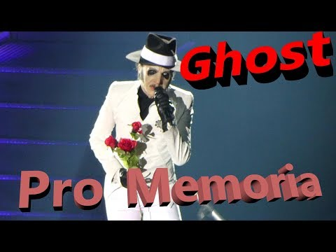 Ghost - Pro Memoria - AFAS Live Amsterdam, the Netherlands 5 February 2019