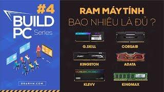 RAM là gì bao nhiêu RAM là đủ  GVN BU LD PC 4