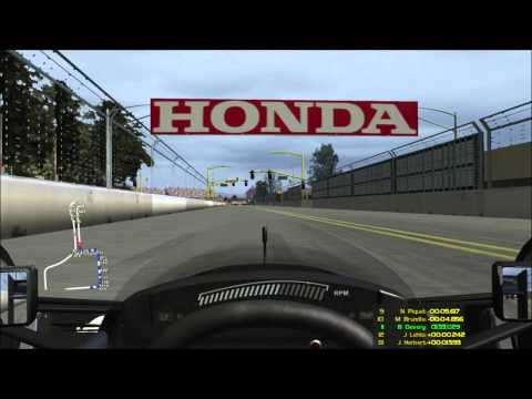 1991 F1 Season Round One @ Phoenix