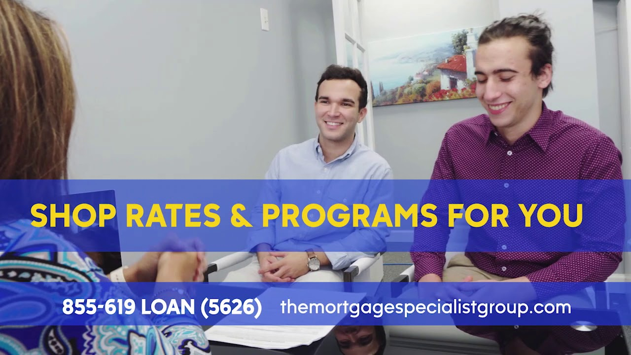 The Mortgage Specialist Group - YouTube