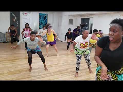 Abondan dance- Choreo
