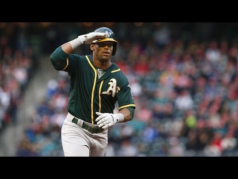 Oakland Athletics 2016 Season Highlights