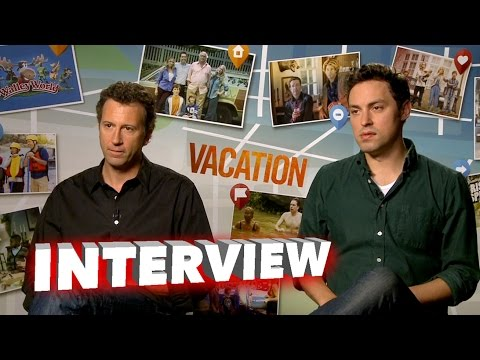 Vacation: Jonathan Goldstein & John Francis Daley Exclusive Interview