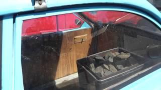 Funny Car  Машина Сауна (прикол)