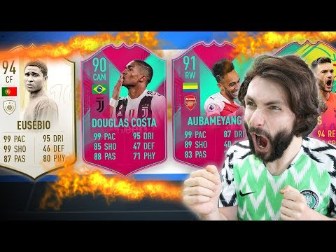 NAJBRŽI DRAFT IKADA!! FIFA 19 DRAFT CHALLENGE