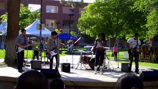 Ichigo Crush Performing at UNLV Festival of Communities 2013 Part 2